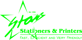 Star Stationers & Printers Logo